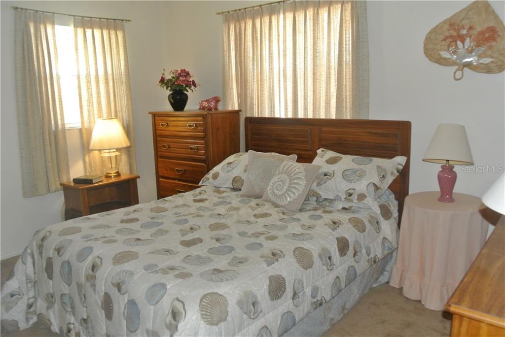 Guest bedroom - Single Family Home for sale at 111 55th St Nw, Bradenton, FL 34209 - MLS Number is A4414676