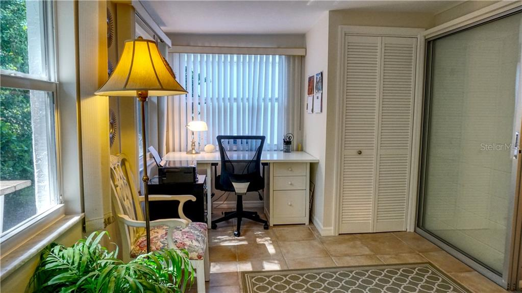 Bonus living space currently used as an office. - Villa for sale at 682 Spanish Dr S, Longboat Key, FL 34228 - MLS Number is A4414905