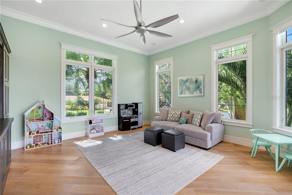 Play Room/Bonus Room - Single Family Home for sale at 1545 Mallard Ln, Sarasota, FL 34239 - MLS Number is A4415376