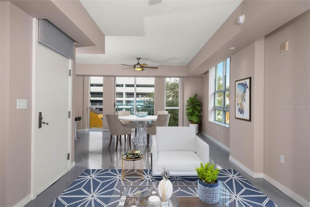 Virtually staged - Condo for sale at 1350 Main St #300, Sarasota, FL 34236 - MLS Number is A4418060