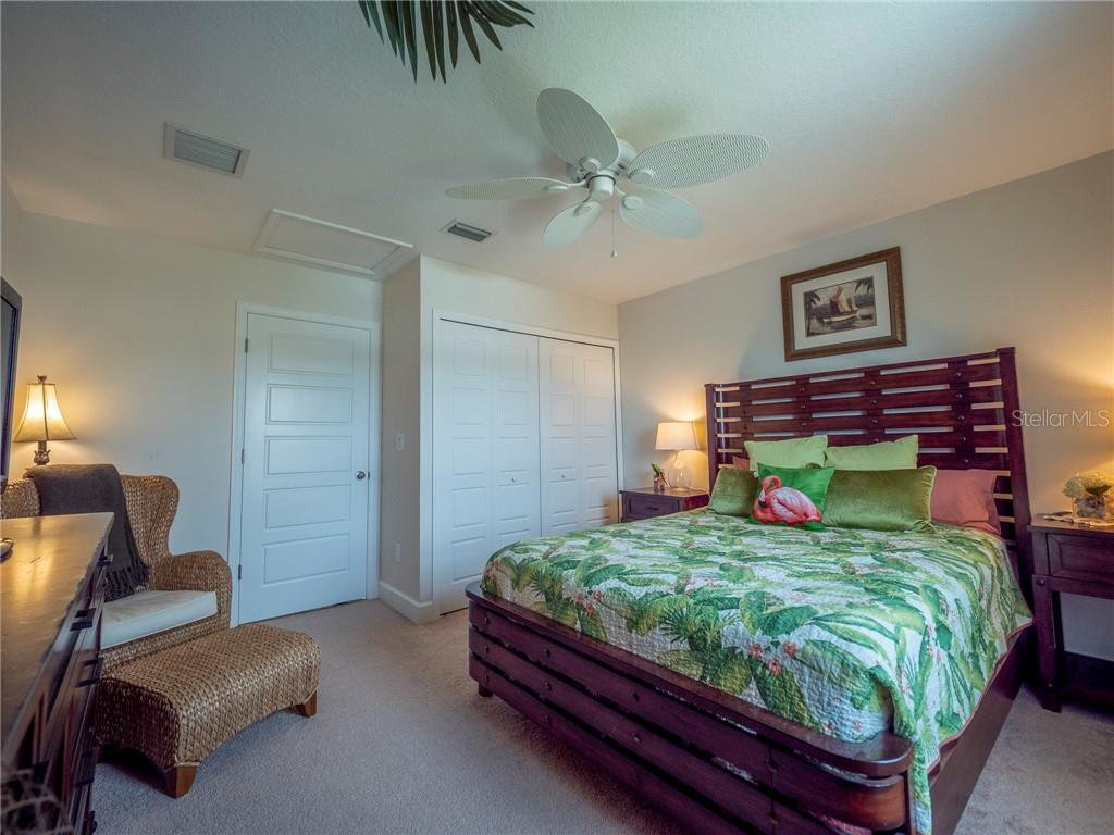 Guest bedroom - Single Family Home for sale at 3611 4th Ave Ne, Bradenton, FL 34208 - MLS Number is A4426978