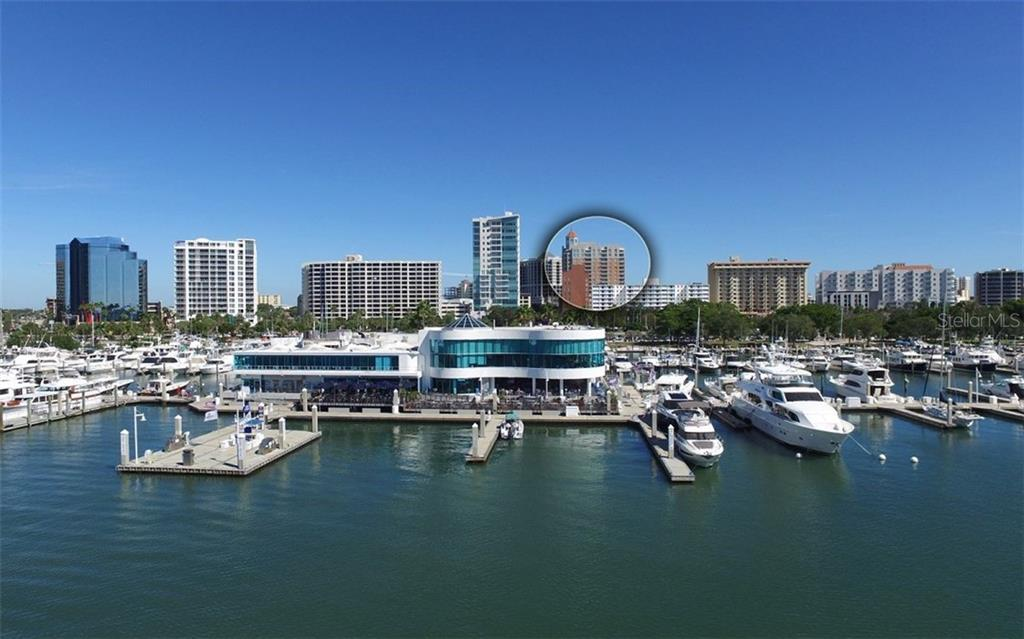 Water sports items can be rented - Condo for sale at 1350 Main St #1300, Sarasota, FL 34236 - MLS Number is A4428136