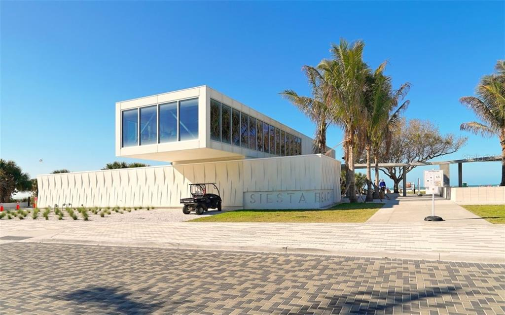 Pavilion at Award winning Sieta Key Beach - Single Family Home for sale at 935 Contento St, Sarasota, FL 34242 - MLS Number is A4431223