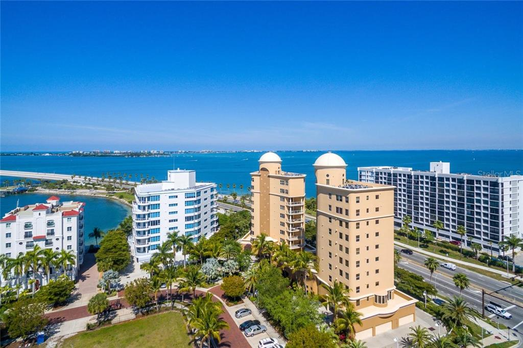 Condo for sale at 128 Golden Gate Pt #902a, Sarasota, FL 34236 - MLS Number is A4433296