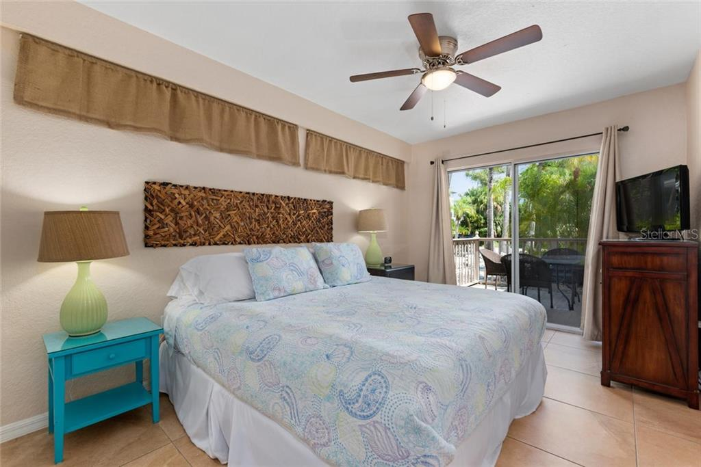 Seal Bedroom. - Single Family Home for sale at 523 Beach Rd, Sarasota, FL 34242 - MLS Number is A4446354