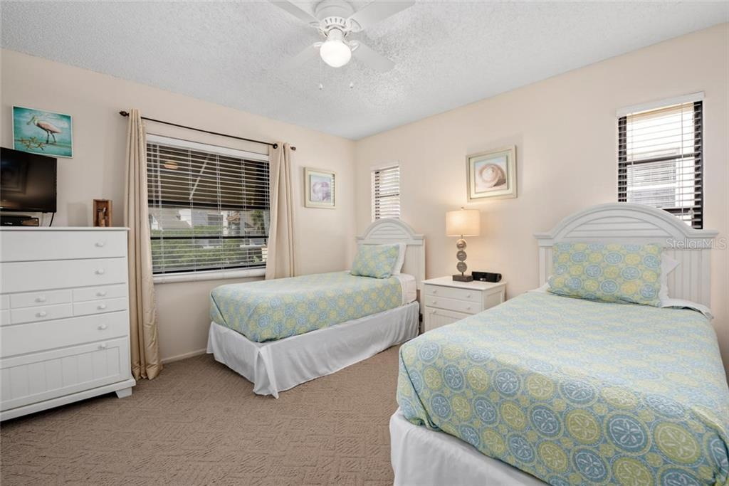 Starfish Bedroom. - Single Family Home for sale at 523 Beach Rd, Sarasota, FL 34242 - MLS Number is A4446354