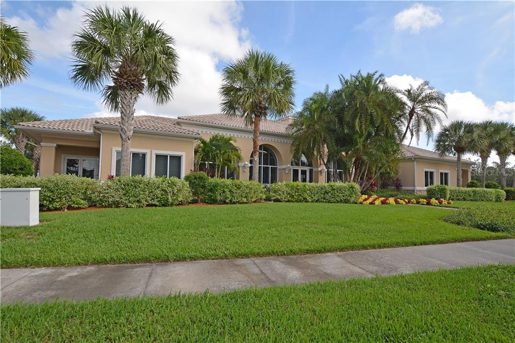 Rich in amenities, The Isles offers a community center, fitness, sports courts, playground & community pool. - Single Family Home for sale at 5799 Benevento Dr, Sarasota, FL 34238 - MLS Number is A4450677