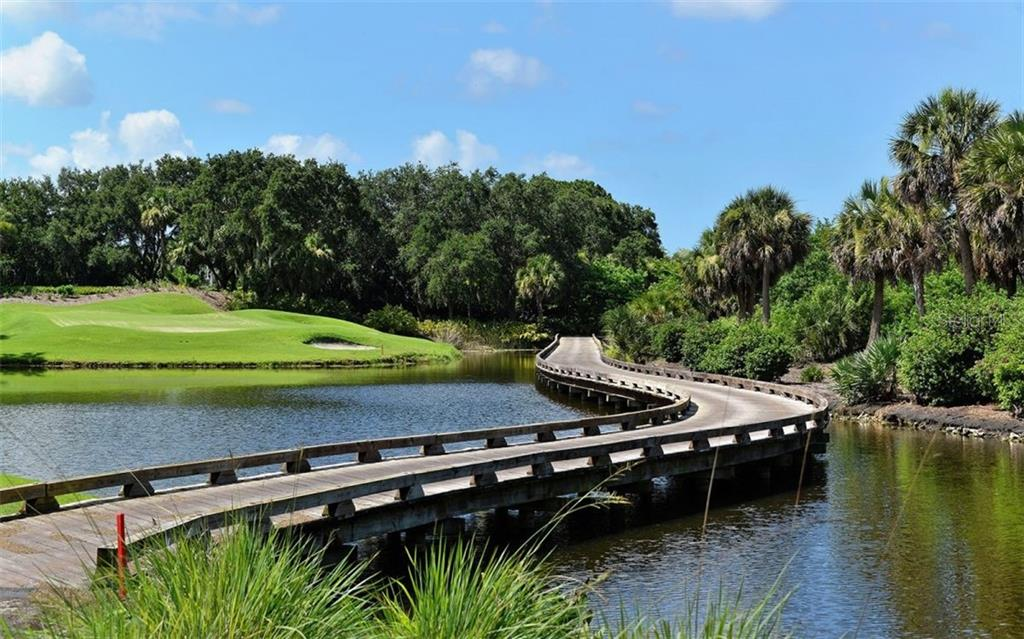 Golf course - Single Family Home for sale at 574 N Macewen Dr, Osprey, FL 34229 - MLS Number is A4455085
