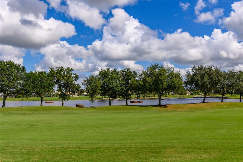 Golf course - Villa for sale at 4560 Samoset Dr, Sarasota, FL 34241 - MLS Number is A4455487
