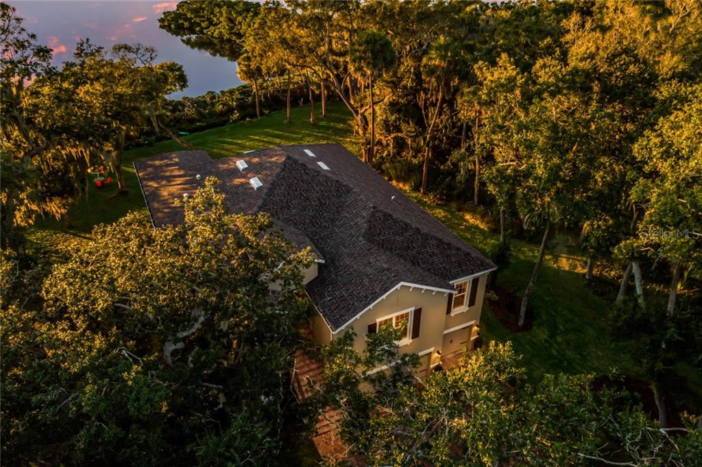 Aerial view. - Single Family Home for sale at 6125 1st Ter E, Palmetto, FL 34221 - MLS Number is A4455618