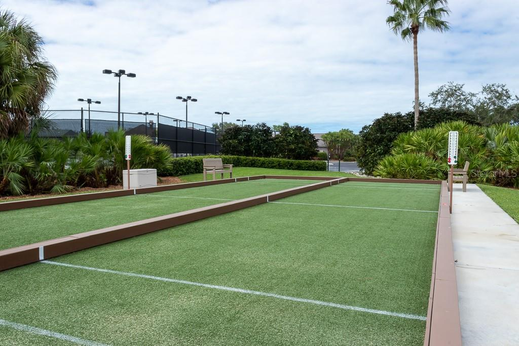 Bocce court - Condo for sale at 9570 High Gate Dr #1722, Sarasota, FL 34238 - MLS Number is A4457005