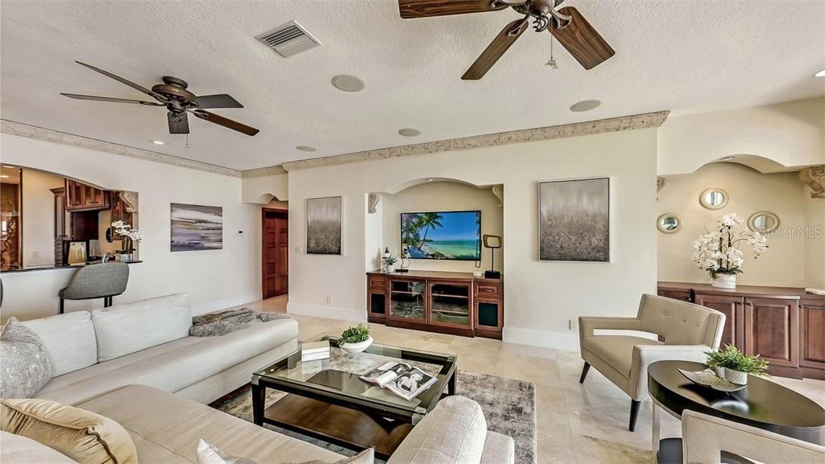 Upstairs Guest Bath - Single Family Home for sale at 5372 Sandhamn Pl, Longboat Key, FL 34228 - MLS Number is A4458496