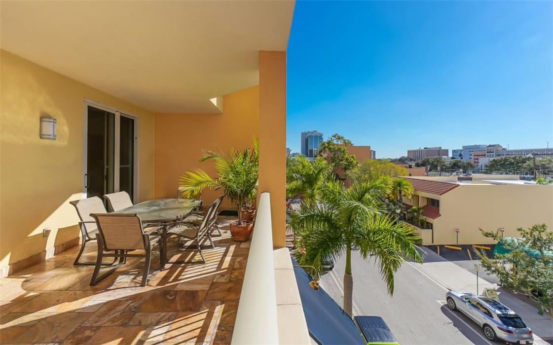 East facing city views - Condo for sale at 100 Central Ave #A304, Sarasota, FL 34236 - MLS Number is A4458873