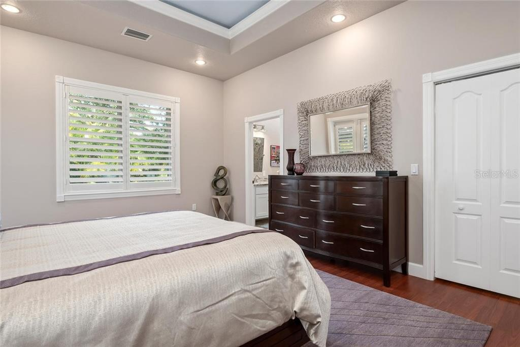 Master bedroom - Single Family Home for sale at 448 Baynard Dr, Venice, FL 34285 - MLS Number is A4459566