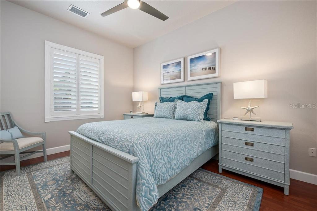 Bedroom 3 - Single Family Home for sale at 448 Baynard Dr, Venice, FL 34285 - MLS Number is A4459566