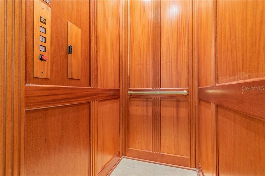 Elevator - Single Family Home for sale at 1418 John Ringling Pkwy, Sarasota, FL 34236 - MLS Number is A4467093