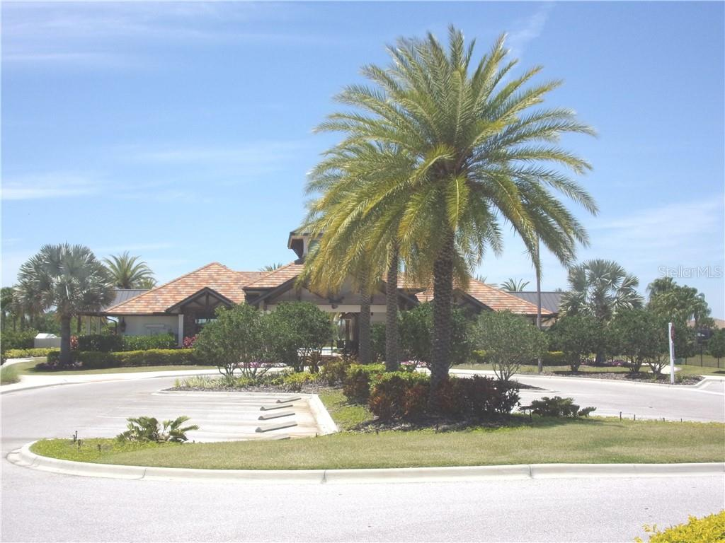 clubhouse - Single Family Home for sale at 14719 Secret Harbor Pl, Lakewood Ranch, FL 34202 - MLS Number is A4467360
