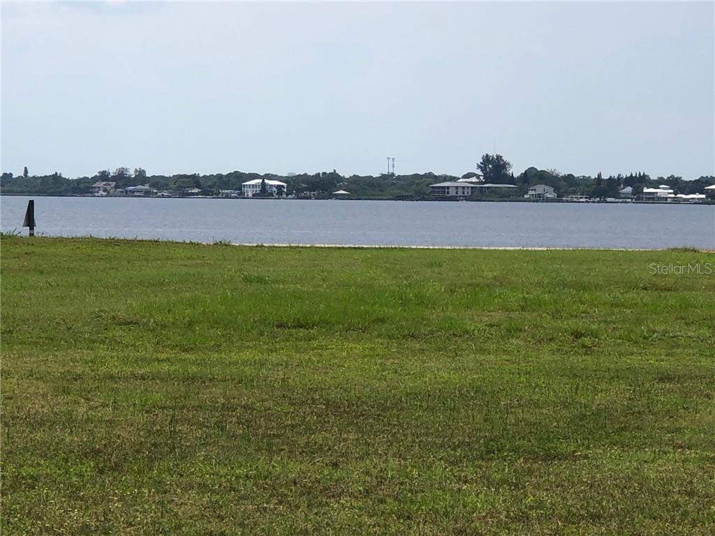 Looking straight across the River - Vacant Land for sale at 680 Regatta Way, Bradenton, FL 34208 - MLS Number is A4468555
