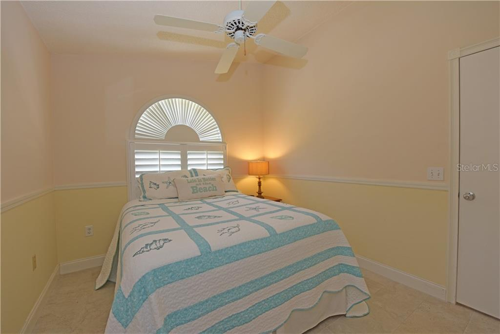 2nd Bedroom - Single Family Home for sale at 3921 Warren St, Sarasota, FL 34233 - MLS Number is A4474011