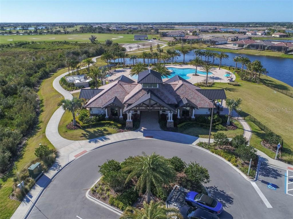 Single Family Home for sale at 14609 Secret Harbor Pl, Lakewood Ranch, FL 34202 - MLS Number is A4474390