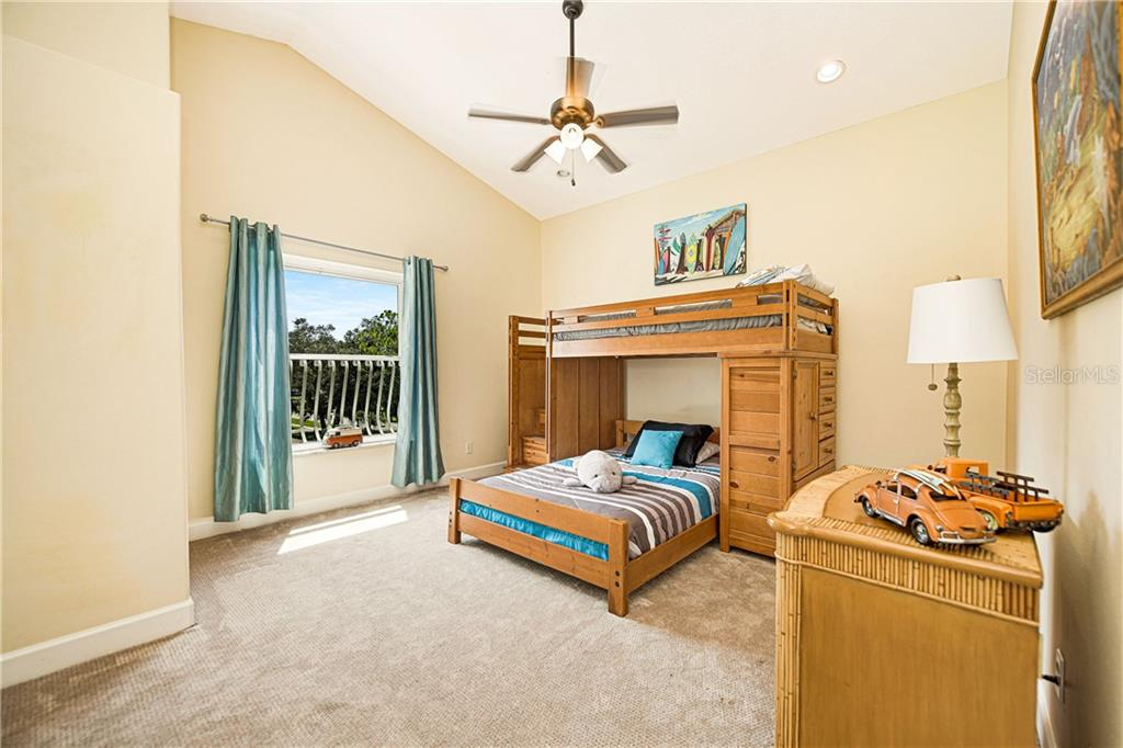 Bedroom 3. - Single Family Home for sale at 7303 Westmoreland Dr, Sarasota, FL 34243 - MLS Number is A4478376