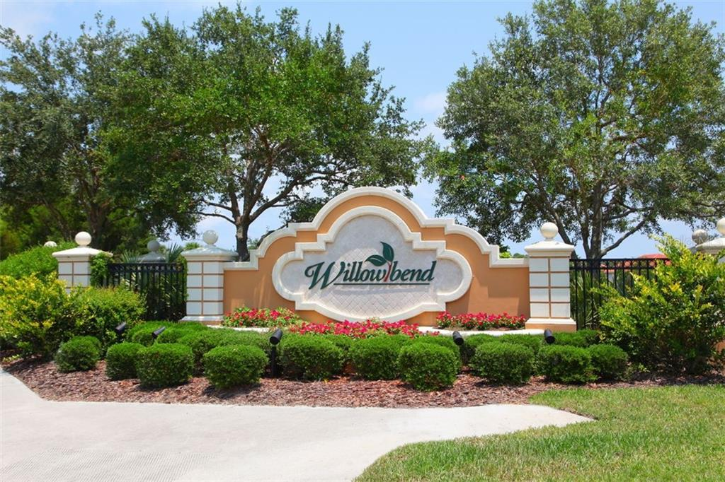 Willowbend community - Single Family Home for sale at 684 Crane Prairie Way, Osprey, FL 34229 - MLS Number is A4478575