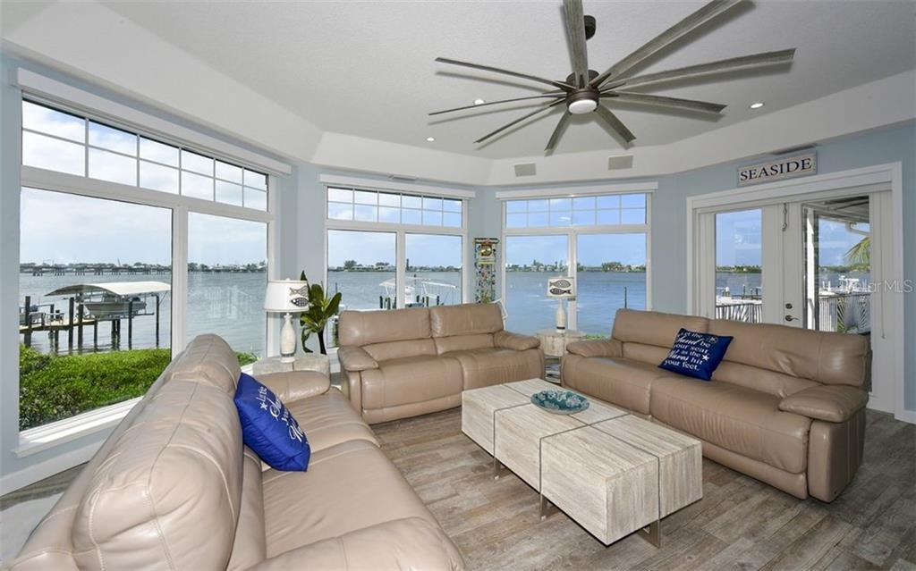 Living room - Single Family Home for sale at 12901 42nd Ter W, Cortez, FL 34215 - MLS Number is A4478977