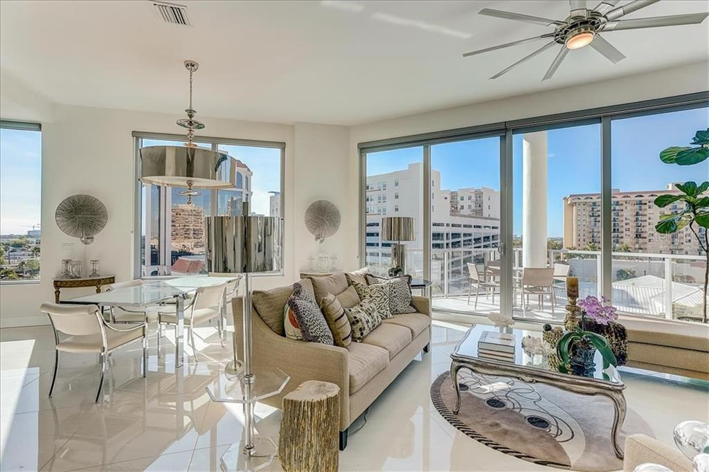 Condo for sale at 111 S Pineapple Ave #507, Sarasota, FL 34236 - MLS Number is A4479517