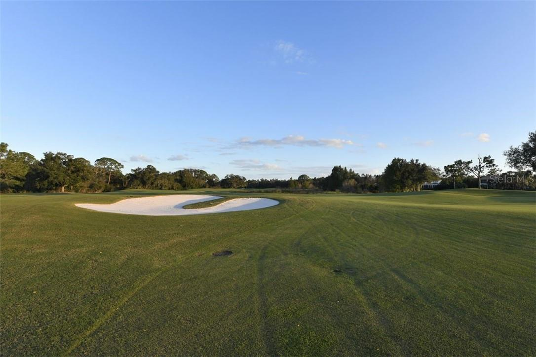 AWARD WINNING GOLF COURSE IN THE FOUNDERS CLUB - HOLE #7 OUT YOUR BACKYARD - Single Family Home for sale at 8263 Archers Ct, Sarasota, FL 34240 - MLS Number is A4483993