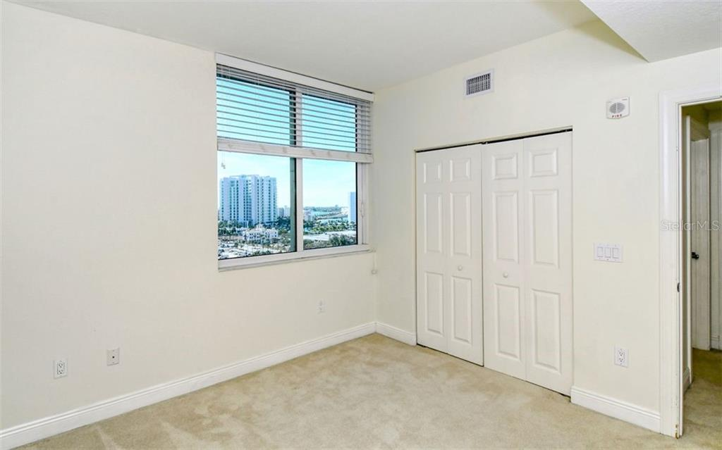 Laundry room - Condo for sale at 800 N Tamiami Trl #1007, Sarasota, FL 34236 - MLS Number is A4485565
