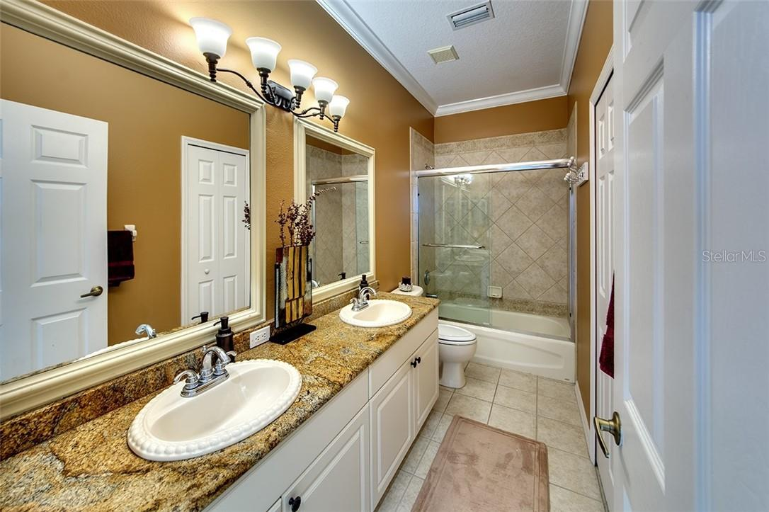 Bathroom #2 - Single Family Home for sale at 7739 Us Open Loop, Lakewood Ranch, FL 34202 - MLS Number is A4494156