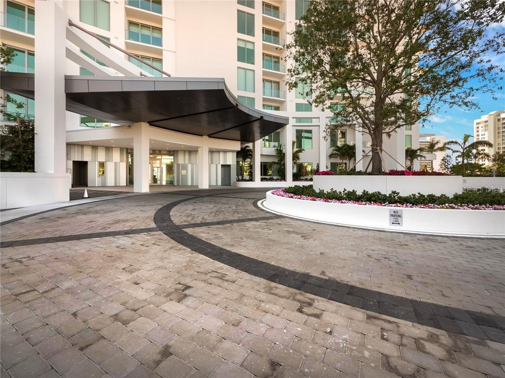 Condo for sale at 401 Quay Commons #1603, Sarasota, FL 34236 - MLS Number is A4496746