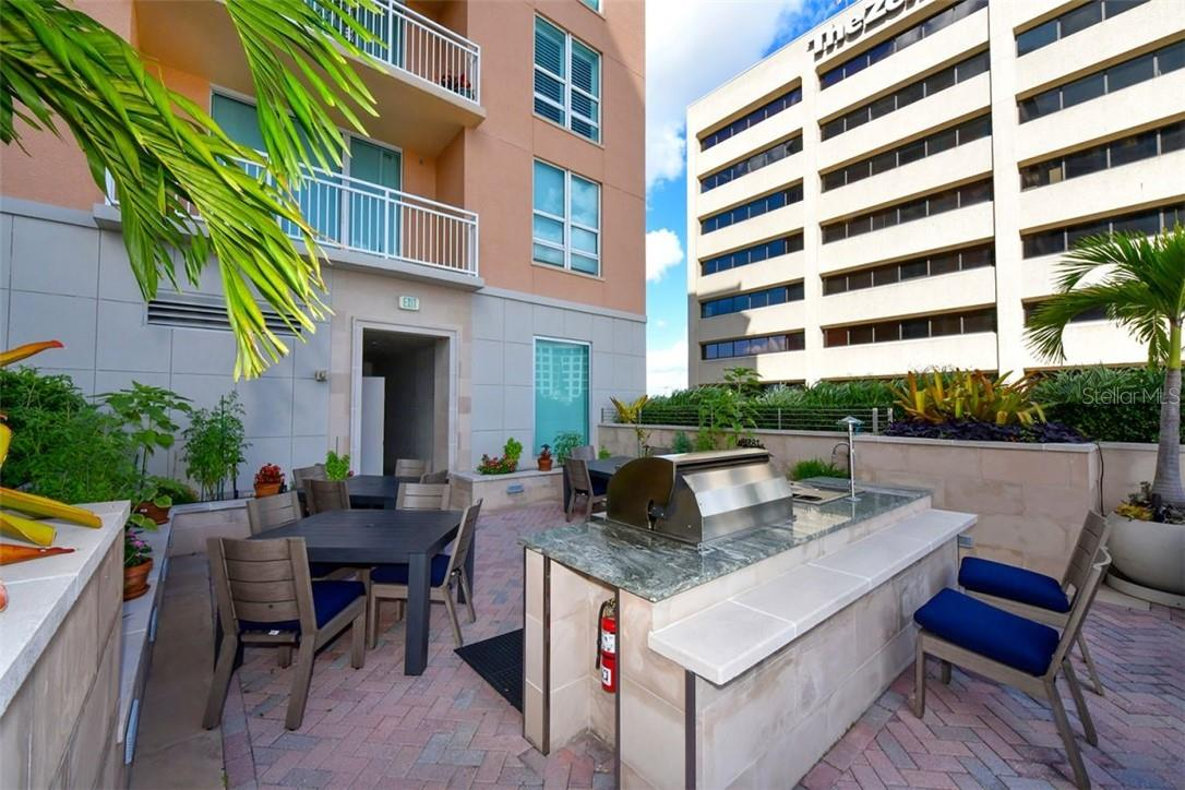 Condo for sale at 1350 Main St #704, Sarasota, FL 34236 - MLS Number is A4497405
