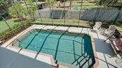 View of Pool From 2nd Level - Single Family Home for sale at 4905 Swift Rd, Sarasota, FL 34231 - MLS Number is A4144451