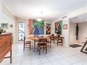 Dining area - Condo for sale at 1380 Landings Pt #26, Sarasota, FL 34231 - MLS Number is A4187270