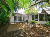 Outside Patio - Single Family Home for sale at 1640 Waldemere St, Sarasota, FL 34239 - MLS Number is A4191687