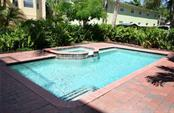 The pool is shared with the 2 units in this building. - Condo for sale at 439 Beach Rd #e, Sarasota, FL 34242 - MLS Number is A4192797