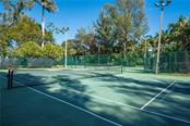 Tennis courts - Condo for sale at 5880 Midnight Pass Rd #511, Sarasota, FL 34242 - MLS Number is A4207131