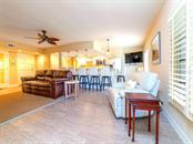 Open Kitchen & Living Room - Condo for sale at 4215 Gulf Of Mexico Dr #103, Longboat Key, FL 34228 - MLS Number is A4404956