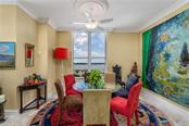 Dining Area - Condo for sale at 1350 Main St #1510, Sarasota, FL 34236 - MLS Number is A4412247