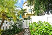 Gated/Private Walking Path to #1 Siesta Beach - Condo for sale at 442 Canal Rd #d, Sarasota, FL 34242 - MLS Number is A4413395
