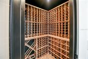 Your own private wine cellar in the kitchen. - Single Family Home for sale at 550 Ohio Pl, Sarasota, FL 34236 - MLS Number is A4414310