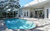 Pool, lanai - Single Family Home for sale at 462 Sherbrooke Ct, Venice, FL 34293 - MLS Number is A4418225