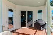 East Deck ~ 1st Floor - Duplex/Triplex for sale at 2500 Gulf Dr N, Bradenton Beach, FL 34217 - MLS Number is A4424506