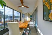 Your own private dining room in the sky! - Condo for sale at 225 Hourglass Way #208, Sarasota, FL 34242 - MLS Number is A4425323