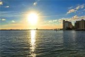 The sun is setting on Sarasota Bay. - Condo for sale at 1283 Fruitville Rd #a, Sarasota, FL 34236 - MLS Number is A4426039