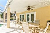 Covered Pation - Single Family Home for sale at 622 Dundee Ln, Holmes Beach, FL 34217 - MLS Number is A4426329