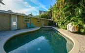 Two hot and Cold showers by the pool - Duplex/Triplex for sale at 5290 Avenida Navarra, Sarasota, FL 34242 - MLS Number is A4432152