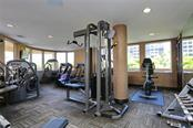 Fully-Equipped Fitness Room! - Condo for sale at 128 Golden Gate Pt #902a, Sarasota, FL 34236 - MLS Number is A4433296