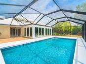 Screened Pool Area. - Single Family Home for sale at 4773 Pine Harrier Dr, Sarasota, FL 34231 - MLS Number is A4436182